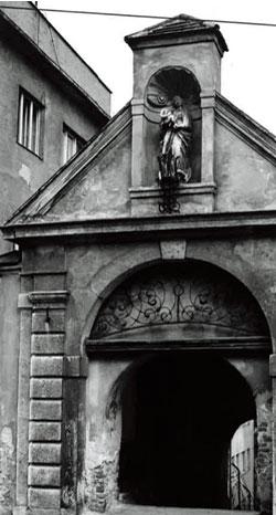 Komplex Pálffyho paláca