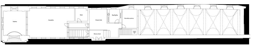 Pálffy Palace Floor Plan